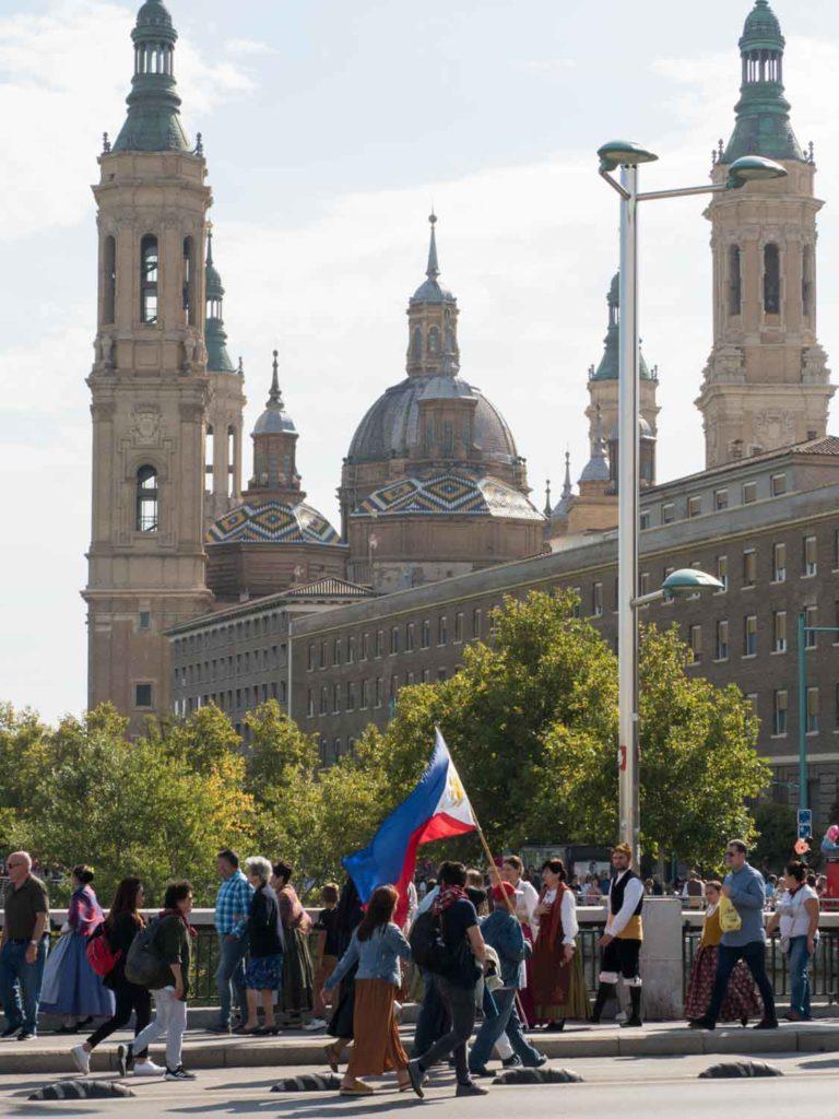 Fiestas del Pilar 2019